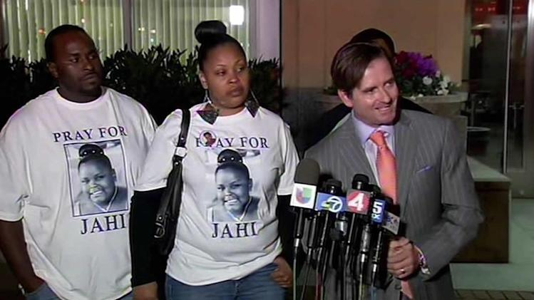 Court ruling clears way for Jahi McMath to be moved