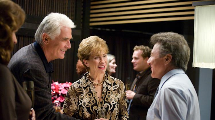 James Brolin Kathy Baker Dustin Hoffman Last Chance Harvey Production Stills Overture 2008