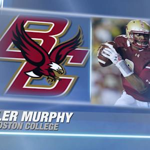 Best of Boston College QB Tyler Murphy vs USC