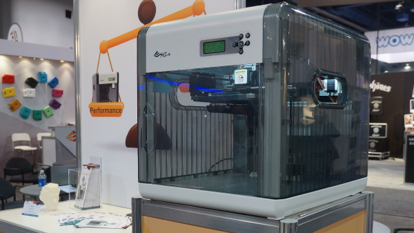 da Vinci 3D Printer Brings 3D to the Masses for $499
