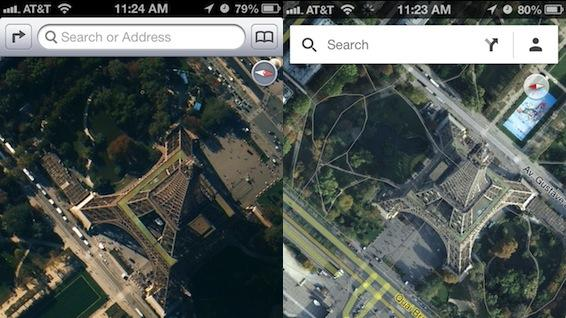 Report: Apple Maps Most Popular iPhone App in 2012