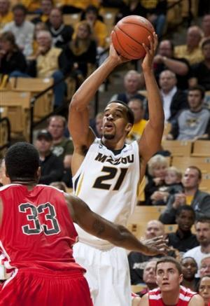 Bowers leads No. 12 Missouri past SE Missouri St