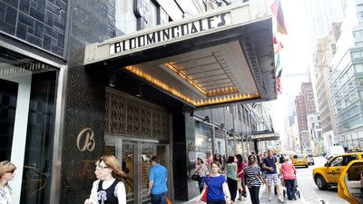 Can Manhattan Handle a Third Bloomingdale's?