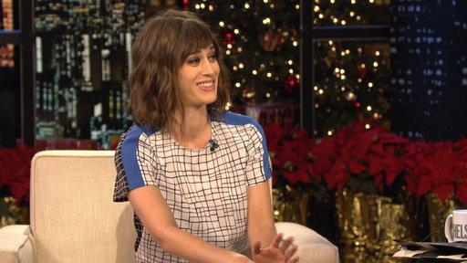 Lizzy Caplan Comfortable Being Naked