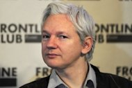 Controversial WikiLeaks founder Julian Assange (pictured in 2012) stands a real chance of winning an upper house seat in his native Australia if he presses ahead with plans to stand for election, according to a poll