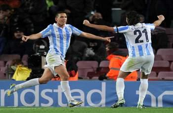 Malaga face Porto in a positive frame of mind, says Camacho