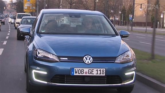 VW e-Golf: Elektro ohne futuristisches Make-Up