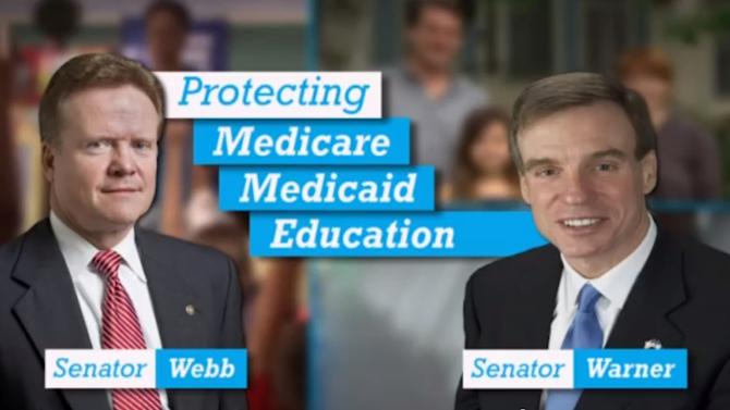 Labor Unions Launch Six-Figure Ad Blitz Opposing Spending Cuts To Medicare, Medicaid, Education