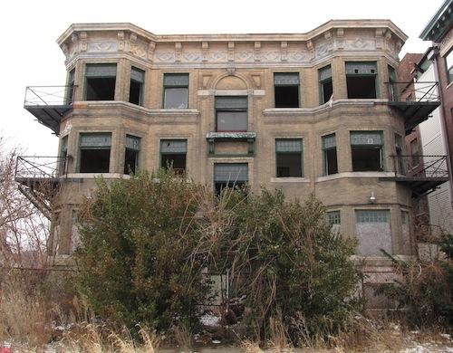 Preservation Win: Stunning Renovation Saves Abandoned Davenport Apartments