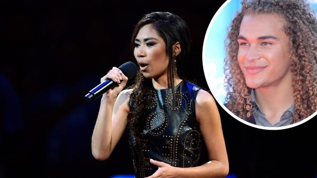 Jessica Sanchez / DeAndre Brackensick -- Getty Images