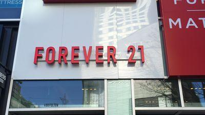 F21 Red Just Opened Its Second NYC Store in Brooklyn