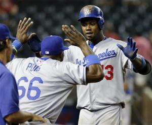Dodgers beat Diamondbacks 7-5 in 14 innings