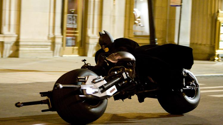 Batman The Dark Knight Production Warner Brothers 2008