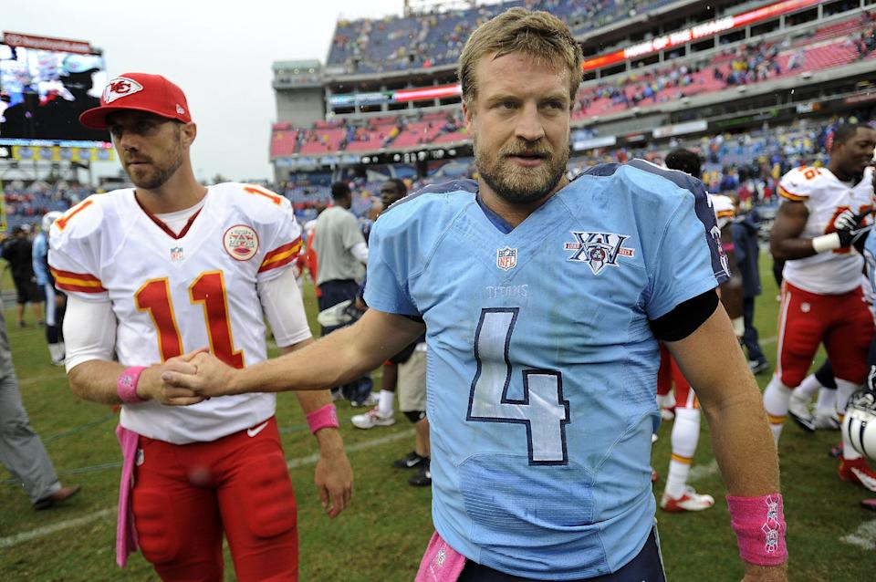 5 things to know from KC's 26-17 win over Titans