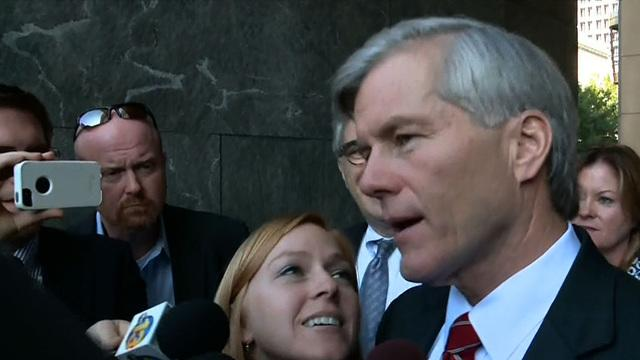 Former Virginia Gov. McDonnell ends testimony in corruption trial