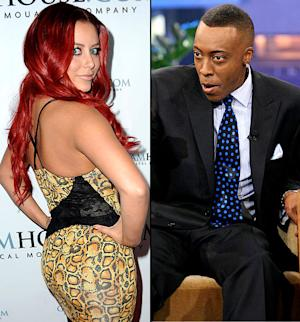 "Aubrey O'Day: Arsenio Hall Called Me ""a Whore"""