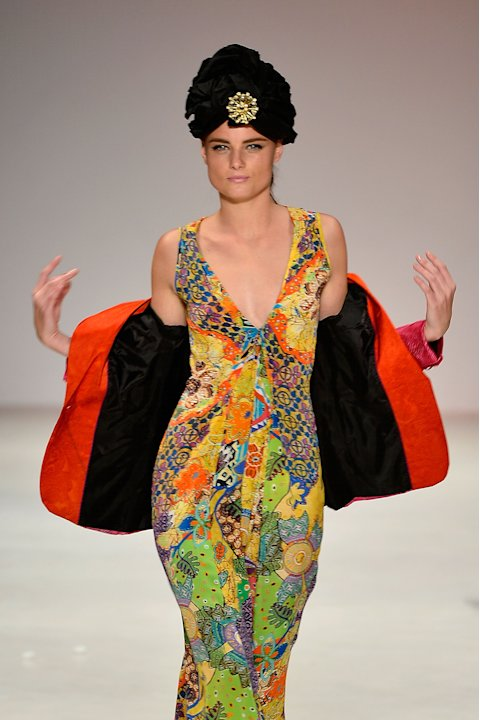 MBFWA S/S 2012/13 - New Generation 2 - Catwalk