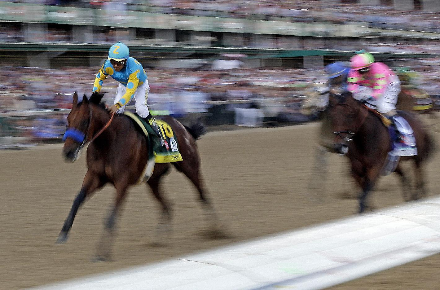 Espinoza on a Derby roll with 2nd straight wins, 3 overall