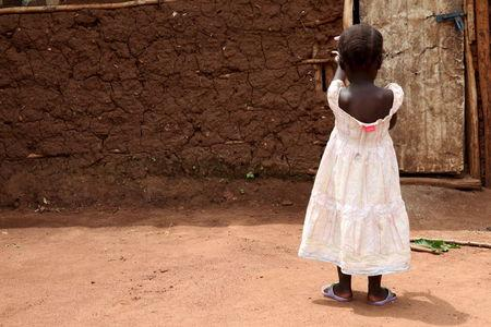 Ugandan woman's agony as granddaughter 'sold' to Americans