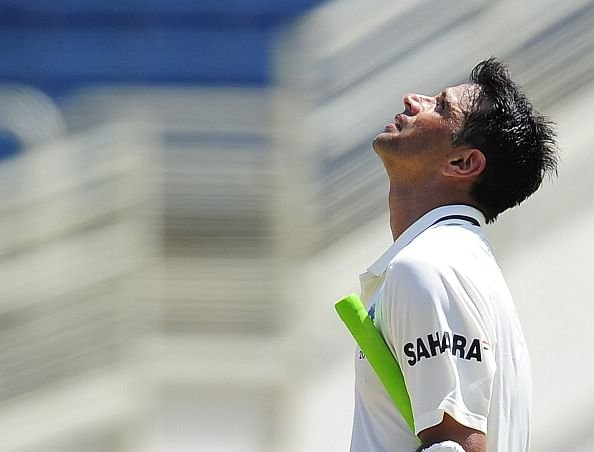 photos rahul dravid farewell speech records career in photos ...
