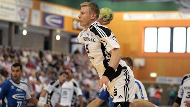 THW Kiel Gudjon Valur Sigurdsson