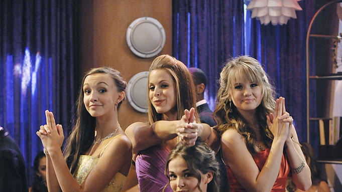"""The Suite Life On Deck"" -- ""Prom Night"" (2011)"