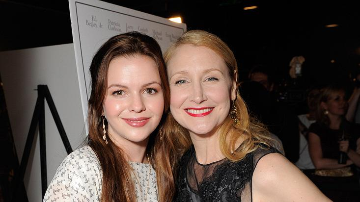 Whatever Works LA Premiere 2009 Amber Tamblyn Patricia Clarkson