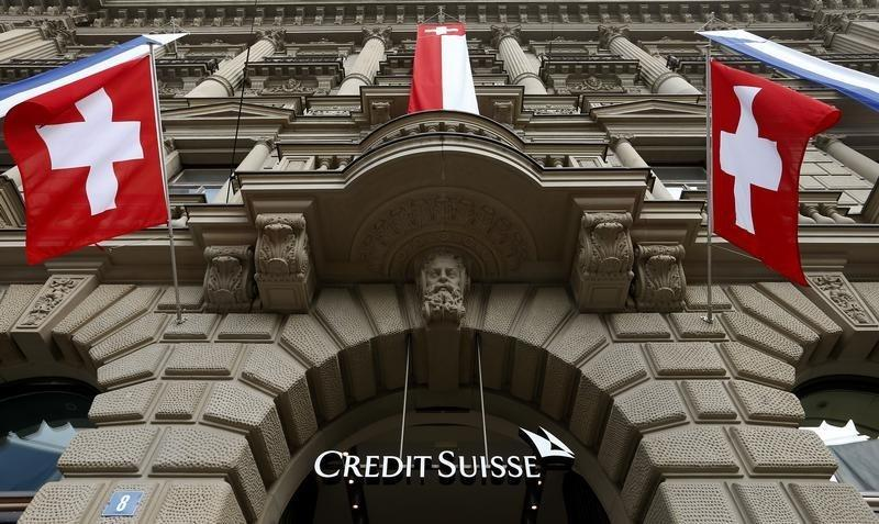 Credit Suisse considering cost-saving measures after franc's rise - paper