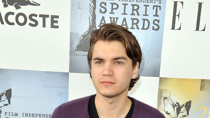 Film Independent's 2009 Independent Spirit Awards Emile Hirsch