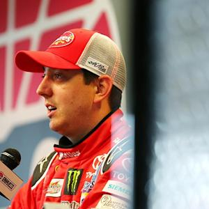 Kyle Busch talks fatherhood