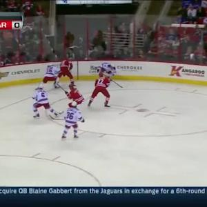 NY Rangers Rangers at Carolina Hurricanes - 03/11/2014