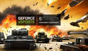"NVIDIA Announces Global ""World of Tanks"" Open Tournament"