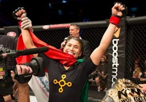 Strawweight Champ Jessica Aguilar Will Defend Belt at WSOF 10 in June
