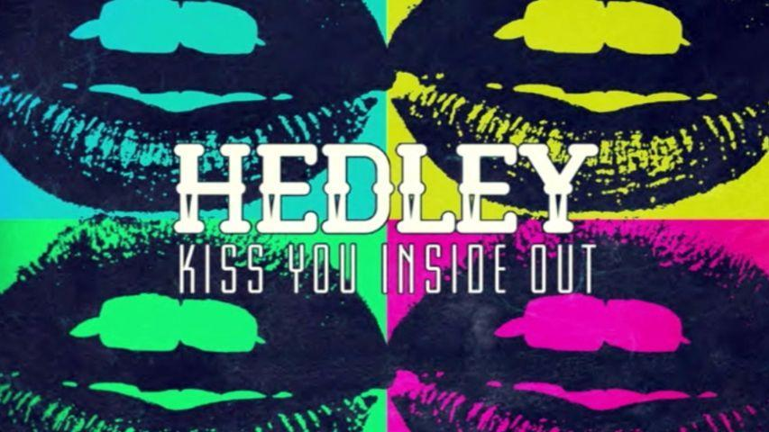 Kiss You Inside Out (Lyric Video)