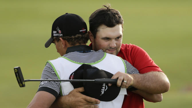 Patrick Reed holds on to win Humana Challenge
