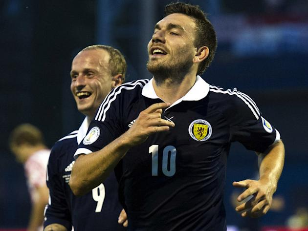 Croatia 0-1 Scotland