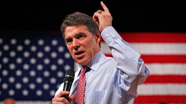 Rick Perry Pushes Against 'Political Correctness' in New TV Ad