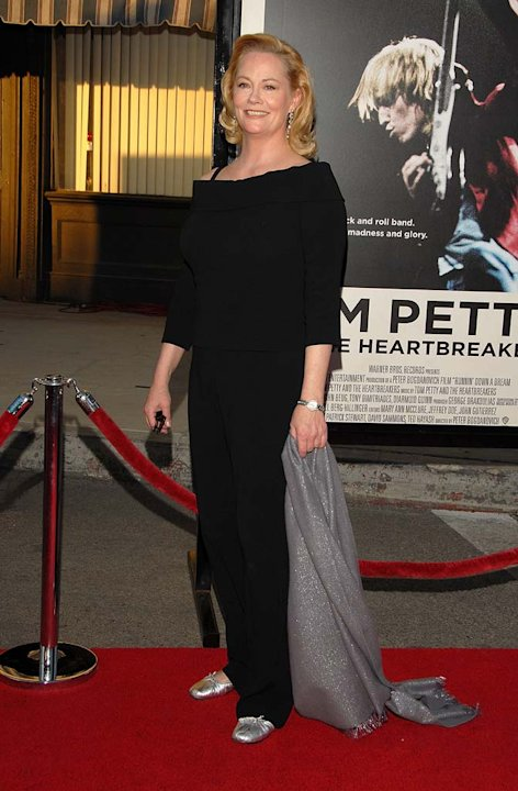 Cybill Shepherd arrives at Runnin' Down A Dream: Tom Petty and The Heartbreakers premiere.