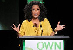 Oprah Winfrey  | Photo Credits: Frederick M. Brown/Getty Images