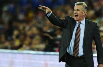 Being top seeds a huge motivation for Switzerland, says Hitzfeld