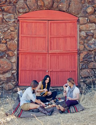 Top 5 Pinterest Pins – Picnic Season Inspiration! image wine cheese girlfriends