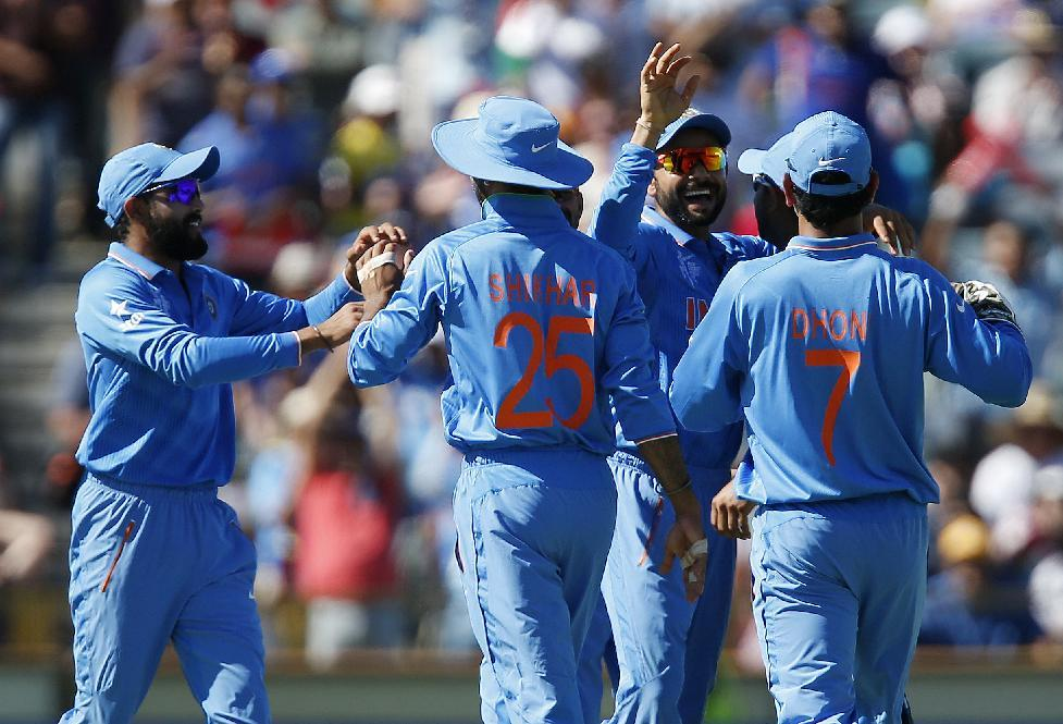 Cricket World Cup: India clinches quarterfinal place