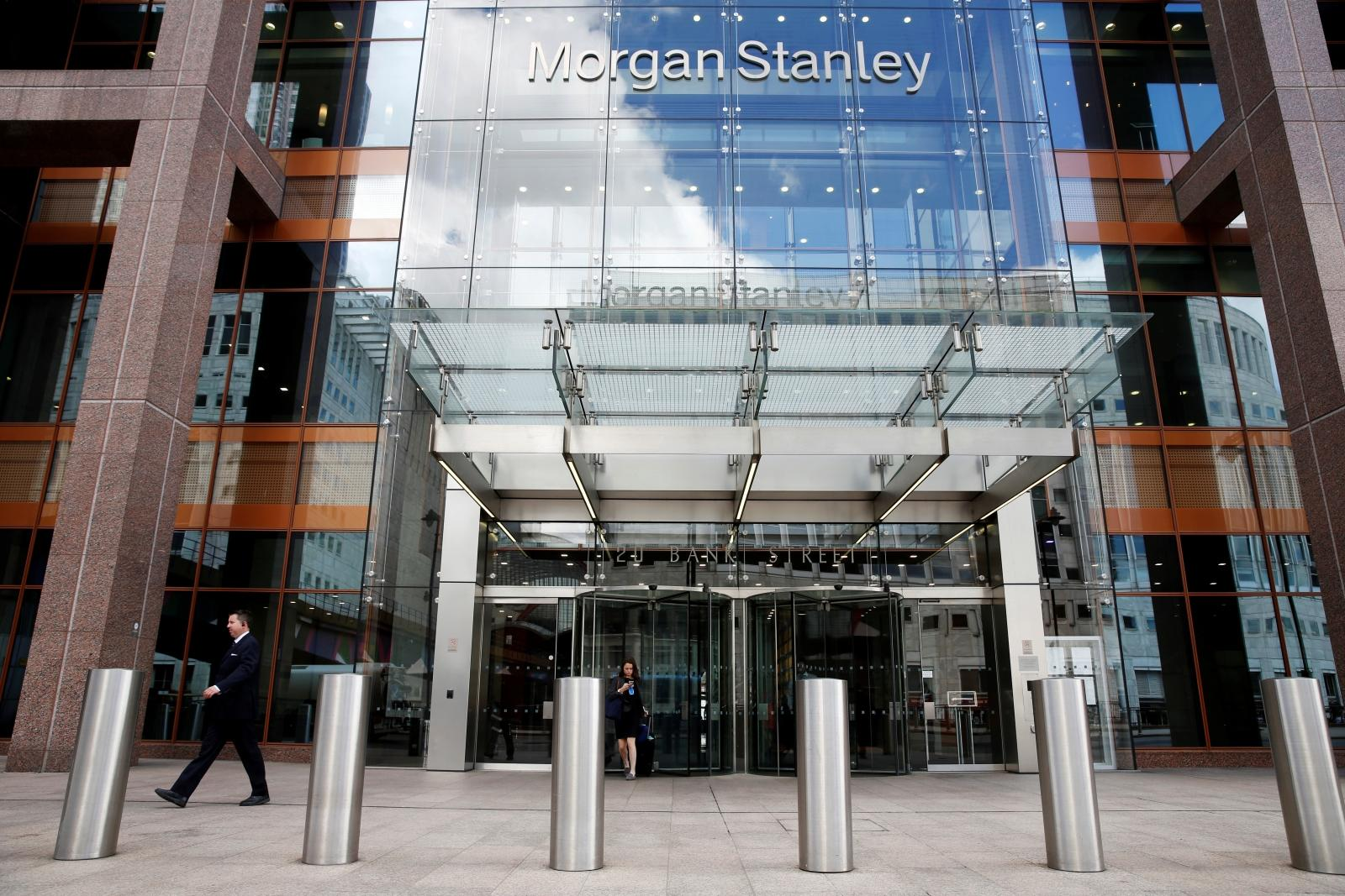 Morgan Stanley and Citigroup to shift many jobs outside the UK post Brexit – report