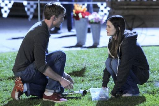 Exclusive Hart of Dixie First Look: Zoe and Wade Partner Up!