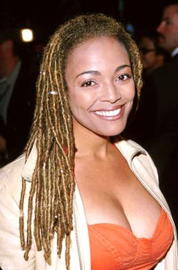 Kim Fields at the Westwood premiere of Warner Brothers' Romeo Must Die