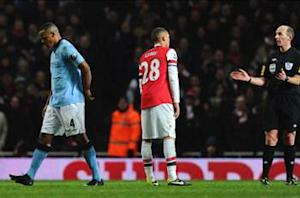 Mancini: Kompany must 'pay more attention' to his tackling