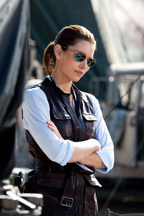 A-Team Production Photos 20th Century Fox 2010 Jessica Biel