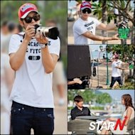 Joo Won becomes Um Tae Woong's secret paparazzi