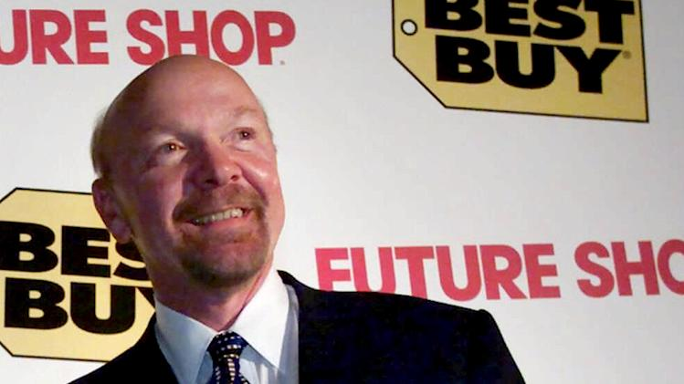 Schulze returns to Best Buy as chairman emeritus