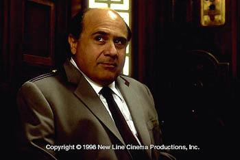 Danny DeVito in Living Out Loud